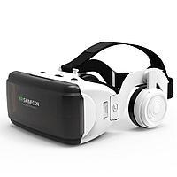 Очки шлем виртуальной реальности с наушниками VR SHINECON G06E, фото 1