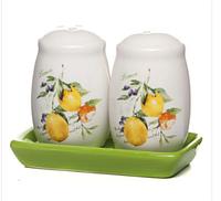 Набор для специй 2 пр итальянские лимоны