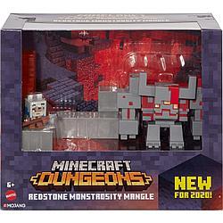 """Minecraft Набор Фигурок Майнкрафт Подземелье """"Схватка в подземелье"""", GNF12"""