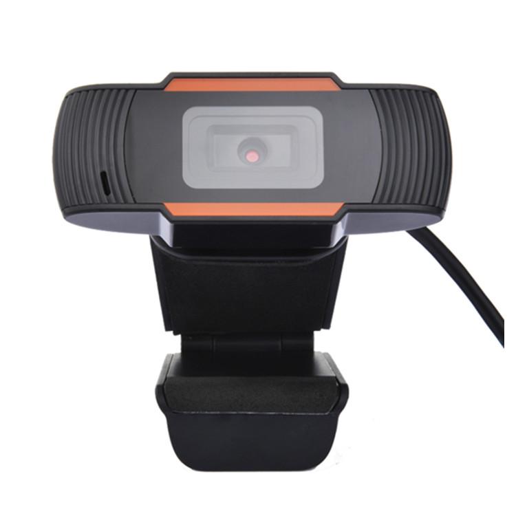 Web-камера HD 720P USB 2.0 с микрофоном для видеоконференции