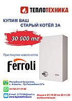 Котел Ferroli Fortuna F24