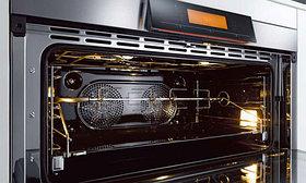 Какую выбрать встраиваемую духовку газовую или электрическую!