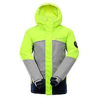 Лыжная куртка SARDARO 2 Желтый неон, 164-170