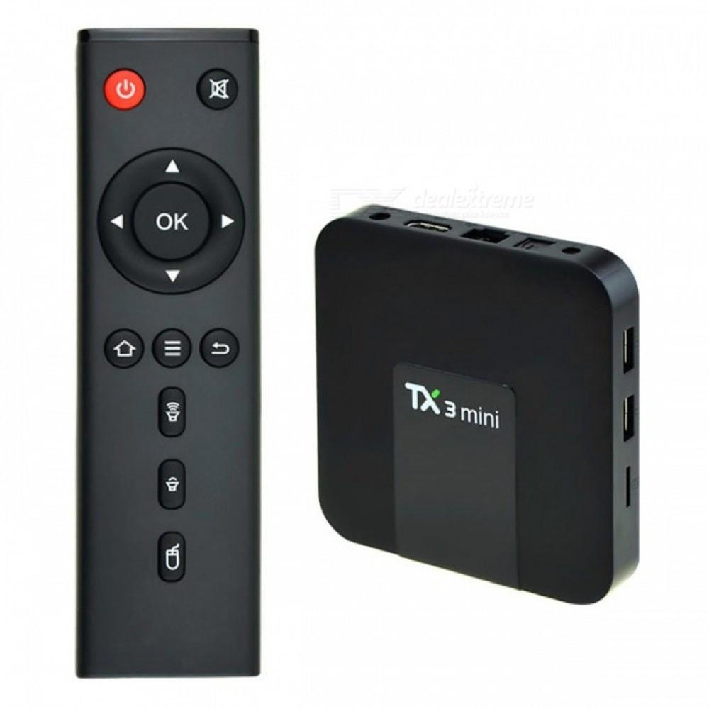 Великолепный SMART TV-Box 4 ядра, 2Г ОЗУ, 16Гб ПЗУ