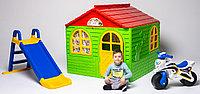 Doloni производитель детских горок и игровых домиков