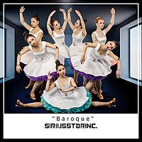 """Танцевальный коллектив """"Baroque"""""""