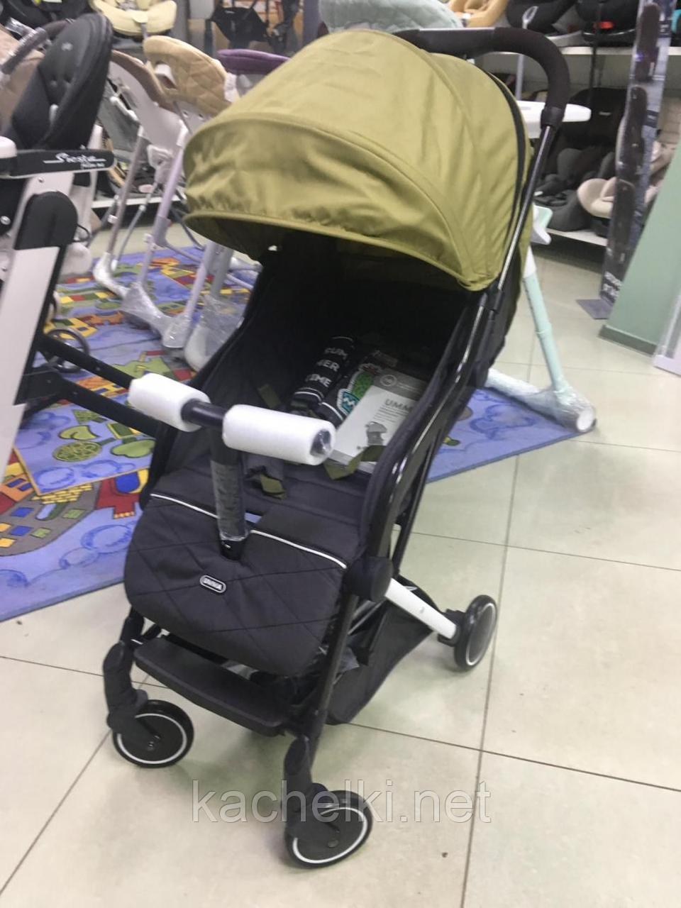 "Коляска прогулочная Happy Baby ""UMMA"" (green)"