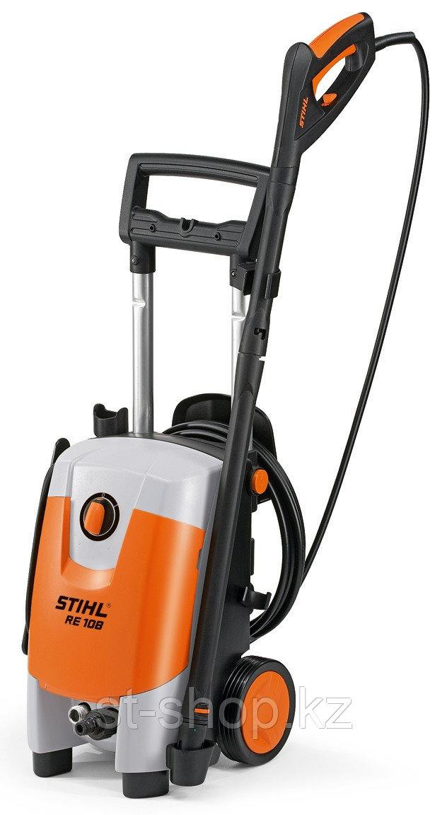 Мойка STIHL RE 108 (1,7 кВт | 120 Бар | 380 л/ч)