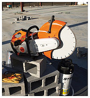 Бензорез STIHL TS 500i (Ø350 мм | 3,9 кВт) с электронным впрыском, фото 4