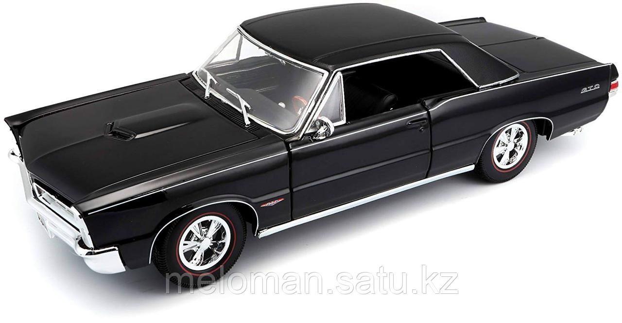 Maisto: 1:18 Pontiac GTO 1965 - фото 2