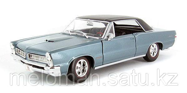 Maisto: 1:18 Pontiac GTO 1965 - фото 5