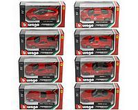 BBURAGO: 1:43 Модель Ferrari, в ассортименте