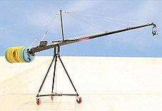 Операторский кран  /12м/ от  PROAIM Индия  штатив, стрела, фото 2