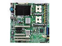 Материнская плата Intel D10351-450 iE7520 Dual s604 8DDRII 2SATA U100 2PCI-E8x 3PCI-X PCI SVGA 2xGbLAN E-ATX