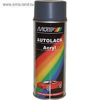 Краска-спрей для бампера ВАЗ 2114-15 темно-серый, 400 мл, MOTIP