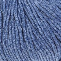 Пряжа 'Baby Cotton XL' 50 хлопок, 50 полиакрил 105м/50гр (3431 синий) (комплект из 5 шт.)