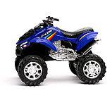 Квадроцикл инерционный «Квадрик», цвета МИКС, фото 5