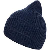 Шапка Alpine, синяя, фото 1
