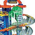 """Hot Wheels Набор """"Город: Невообразимый гараж с Роботом-Тираннозавром"""", Хот Вилс, фото 7"""