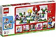 71368 Lego Super Mario Погоня за сокровищами Тоада. Дополнительный набор, Лего Супер Марио, фото 2