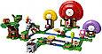 71368 Lego Super Mario Погоня за сокровищами Тоада. Дополнительный набор, Лего Супер Марио, фото 3