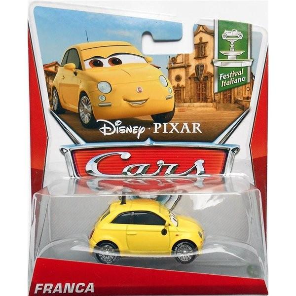 Cars / Тачки Металлическая модель Франка