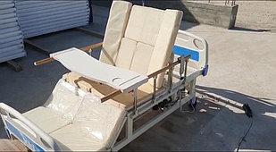 Кровать медицинская функциональная для лежачих