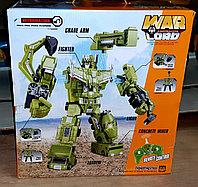 Трансформер War Lord, радиоуправляемый, фото 1