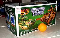 Игрушечный, танк, трансформер, музыкальный., фото 1