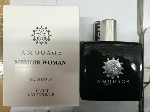 Amouage Memoir Woman 100 ml. - Парфюмированная вода - Женский - ( TESTER ), фото 2