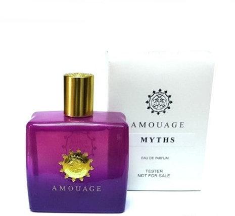 Amouage Myths Woman 100 ml. - Парфюмированная вода - Женский - ( TESTER ), фото 2