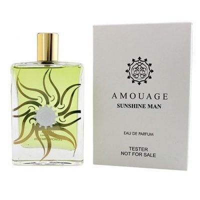 Amouage Sunshine Man 100 ml. - Парфюмированная вода - Мужской - ( TESTER ), фото 2