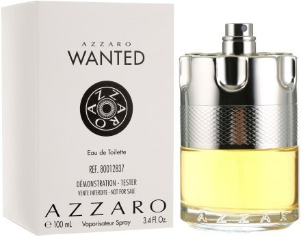Azzaro Wanted 100 ml. - Туалетная вода - Мужской - ( TESTER )