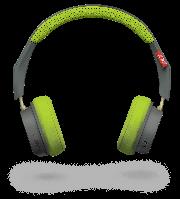 Наушники-гарнитура беспроводные Plantronics BACKBEAT 500 серый