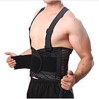 Пояс для коррекции фигуры мужской корсет для боли в спине