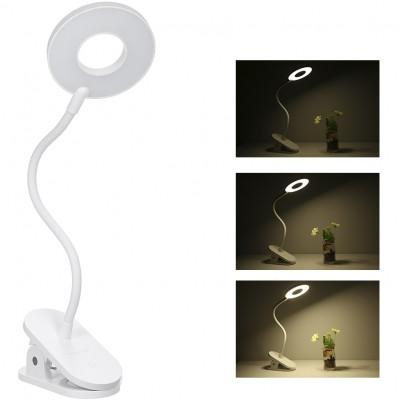 Портативная настольная лампа yeelight charging clamping lamp j1