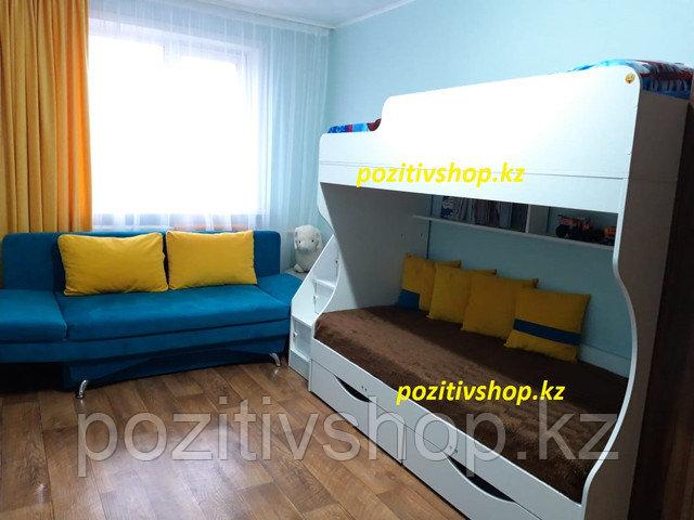 двухъярусная кровать Капризун
