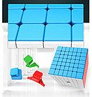 Профессиональный Кубик Moyu MeiLong 7 на 7. 7*7*7. Рассрочка. Kaspi RED, фото 7