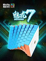 Профессиональный Кубик Moyu MeiLong 7 на 7. 7*7*7