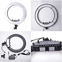 Кольцевая лампа Led Ring Light HQ-18 45 см