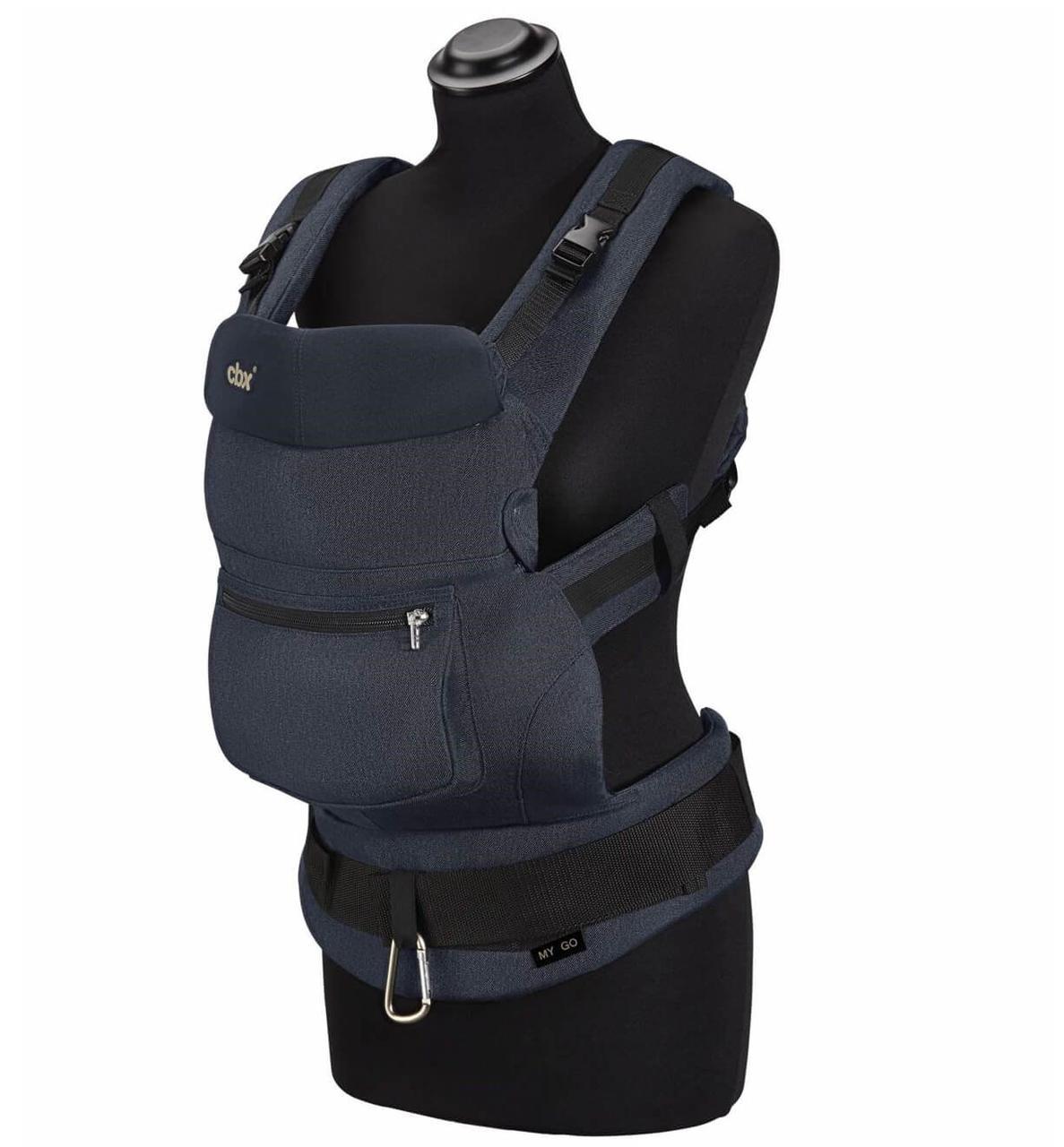 Рюкзак-переноска CBX My.Go Jeansy Blue