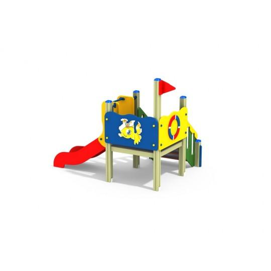 Детский игровой комплекс 2137