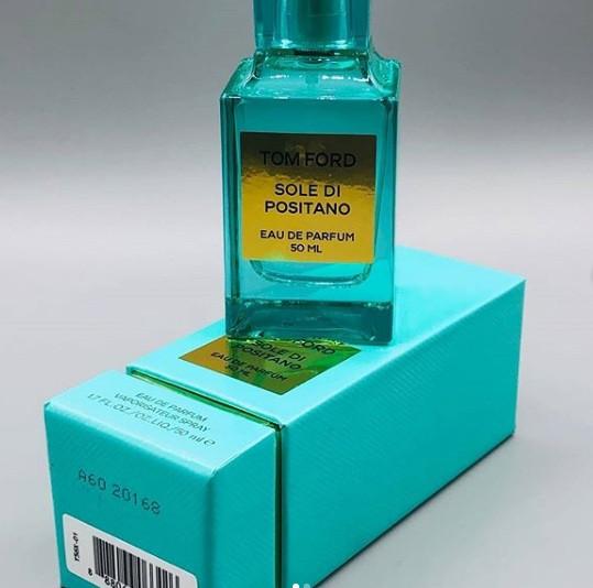 Парфюмированная вода Sole di Positano Tom Ford для мужчин и женщин , 50мл