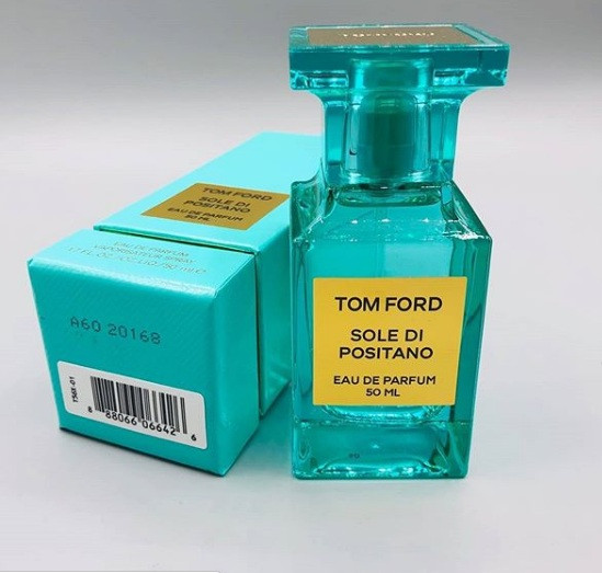 Парфюмированная вода Sole di Positano Tom Ford для мужчин и женщин , 50мл - фото 2