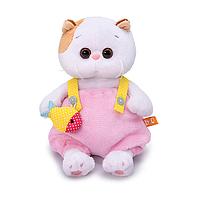 Зайка Ли-Ли Baby в меховом комбинезоне LB-038