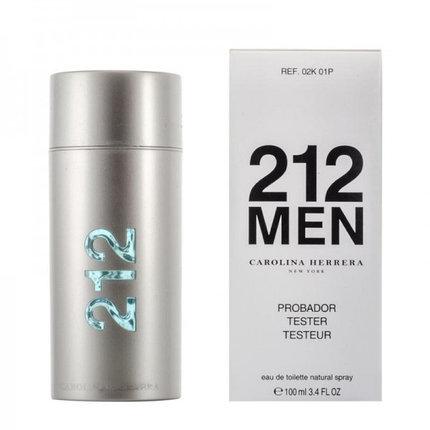 Carolina Herrera 212 Men 100 ml. - Туалетная вода - Мужской - ( TESTER ), фото 2