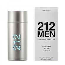 Carolina Herrera 212 Men 100 ml. - Туалетная вода - Мужской - ( TESTER )