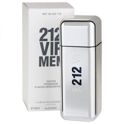 Carolina Herrera 212 VIP Men 100 ml. - Туалетная вода - Мужской - ( TESTER ), фото 2