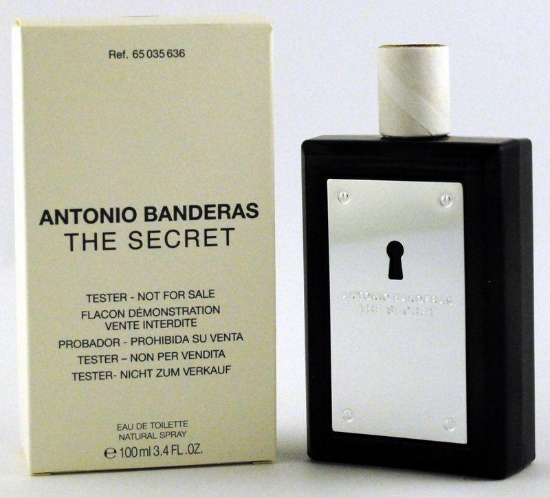 Antonio Banderas The Secret 100 ml. - Туалетная вода - Мужской - ( TESTER )