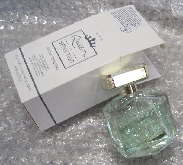 Antonio Banderas Queen of Seduction 80 ml. - Туалетная вода - Женский - ( TESTER )